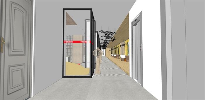 现代办公空间2(1)