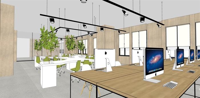 现代办公空间2(8)