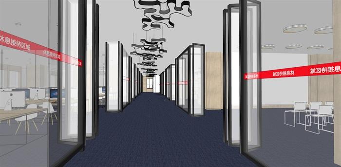 现代办公空间2(9)