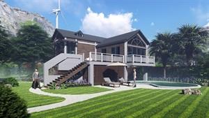 旅游度假別墅設計