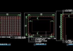 配电箱美化配电箱外装饰施工图详图
