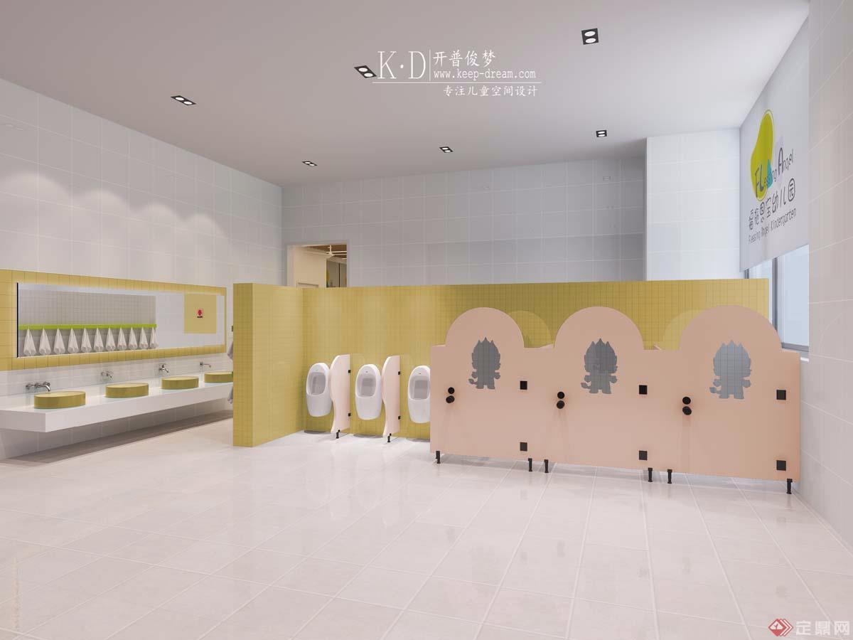 园立方国际幼儿园—森林系幼儿园设计