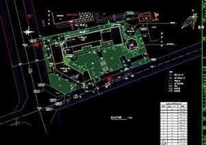 某幼儿园园区规划设计方案图