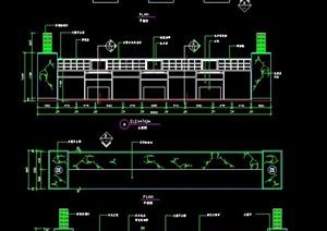 两款大理石服务台设计方案