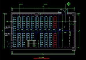 国际电影院室内装修方案图
