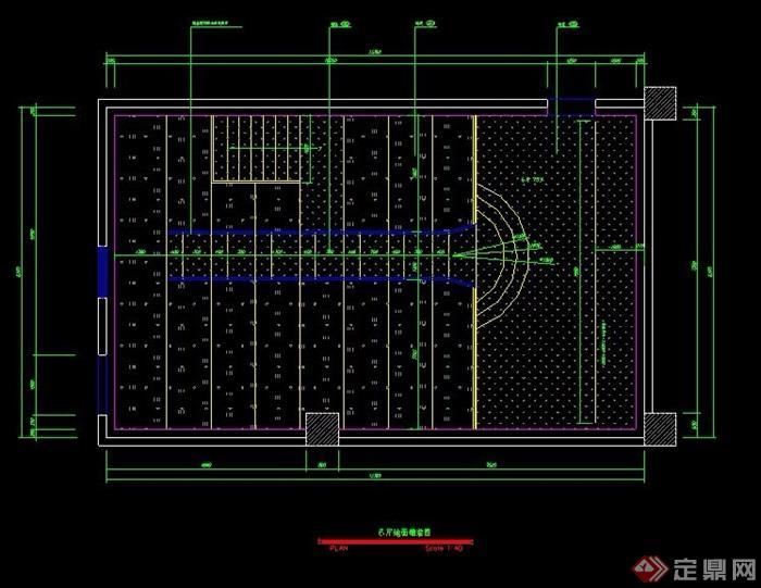 某国际电影院室内装修设计图纸价钱布朗方案新风为什么那么高图片