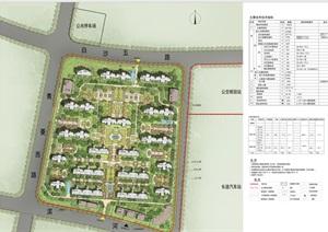 武汉某小区整体规划设计ppt方案