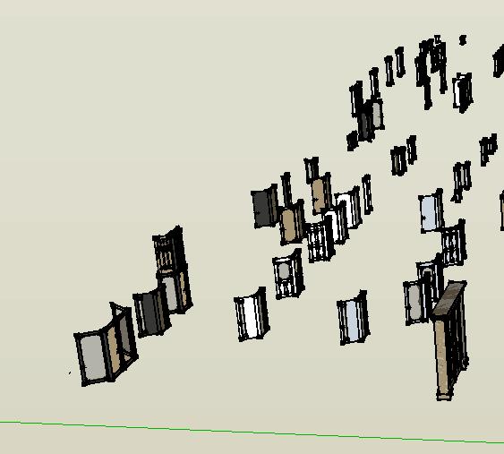 su模型门窗设计素材(2)