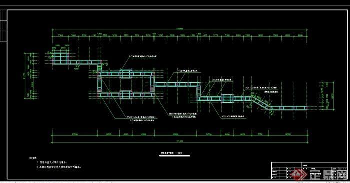 大样详细v大样全套cad卧室图室内设计小栈桥效果图图片