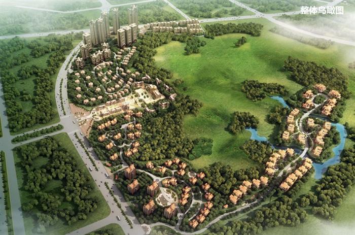包头美百纳国际社区修建性详细规划(5)