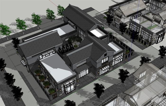 中式建筑 院落(1)