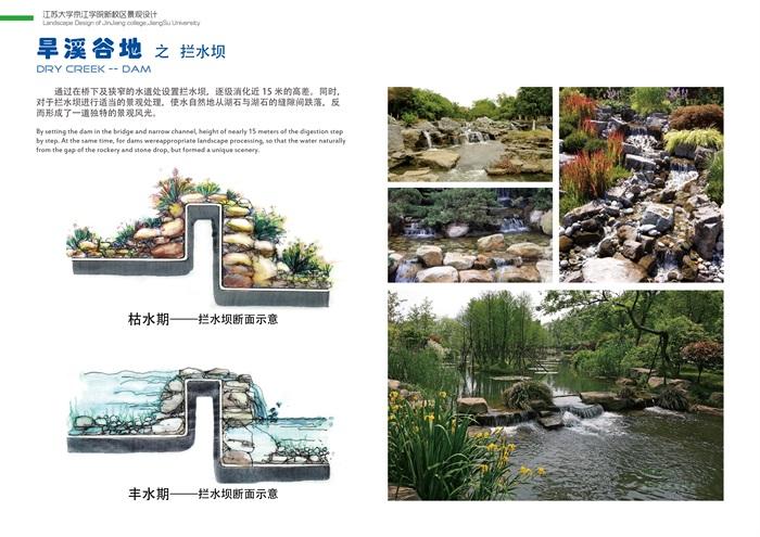 某大学新校区景观设计方案(6)