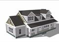 某欧式风格两层住宅建筑su模型