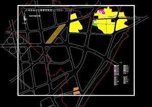 建南村城市规划设计cad方案