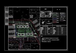 某小区全套规划cad方案图