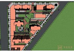 白银幸福里小区建安十字南片区棚户区改造项目