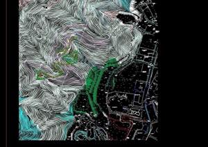 国家湿地公园景观施工图全套