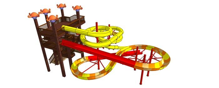 螺旋滑梯(2)