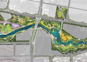 长春净月公园景观深化设计高清方案