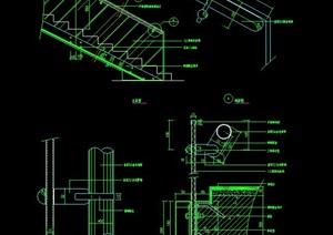 楼梯护栏设计详图