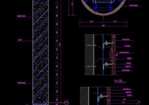 大理石包柱设计详图