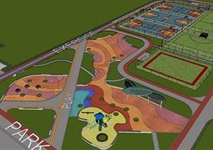 综合性奥林匹克体育运动公园