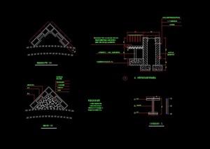 种植池设计cad施工图