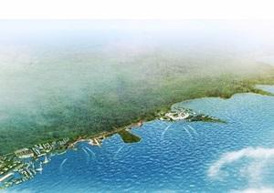 某度假小镇成子湖旅游总体规划pdf方案