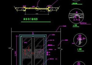 厨房移动门设计详图