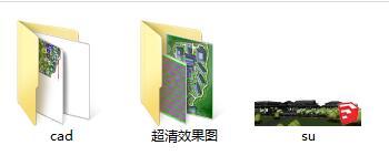 现代新中式高端典雅度假旅游精品酒店民宿群(su模型+cad+超清效果图)(15)