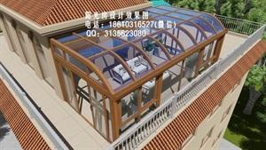 断桥铝阳光房装修效果图