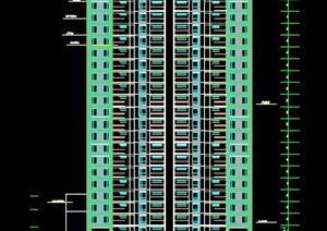 32层高层住宅建筑设计图纸