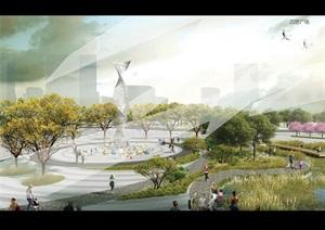 唐山南湖公园滨水景观改造