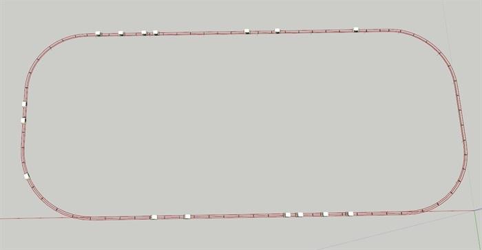 太空漫步(SU草图大师)模型(3)
