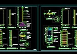 "景观""标志牌""详细CAD施工图"