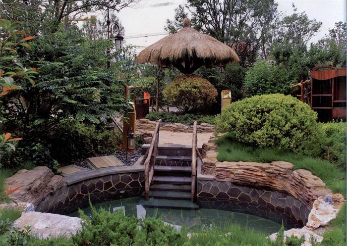 景观风格 东南亚 345张景观图片