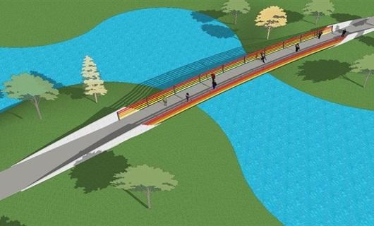 景觀橋梁項目三