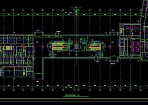 地铁车?#37202;?#38754;建筑设计cad方案