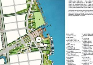 上海市徐汇滨江景观设计国际竞赛方案