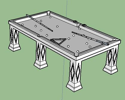 桌球台球桌(2)