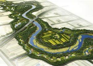 北京市海淀区南沙河下游生态修复工程设计PDF