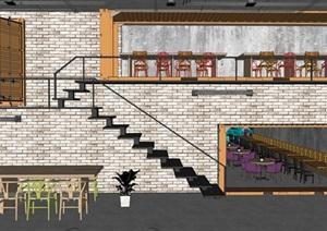 创意旧工厂厂房改造集装箱改造工业风LOFT咖啡吧众创开放办公空间
