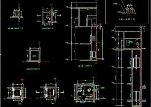 电梯井设计详图