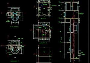 观光电梯设计详图