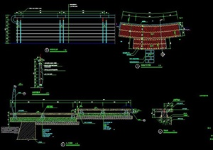 亲水平台设计施工图