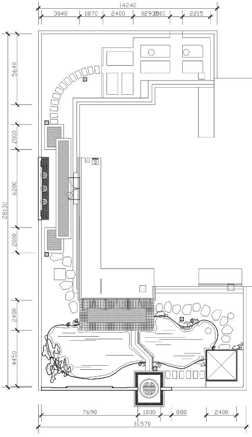 新中式庭院(8)