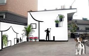 诸暨市庭院景观改造
