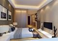 详细的完整住宅卧室装饰空间设计3d模型
