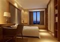 现代详细的卧室装饰3d模型
