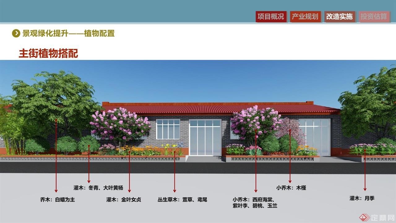 赵家场美丽乡村实施方案汇报2019-2-280050